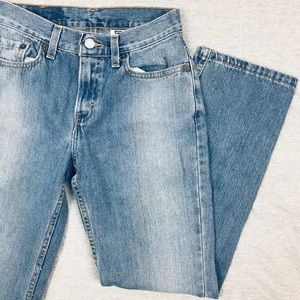 Vintage Levi's 505 Straight Leg Jeans